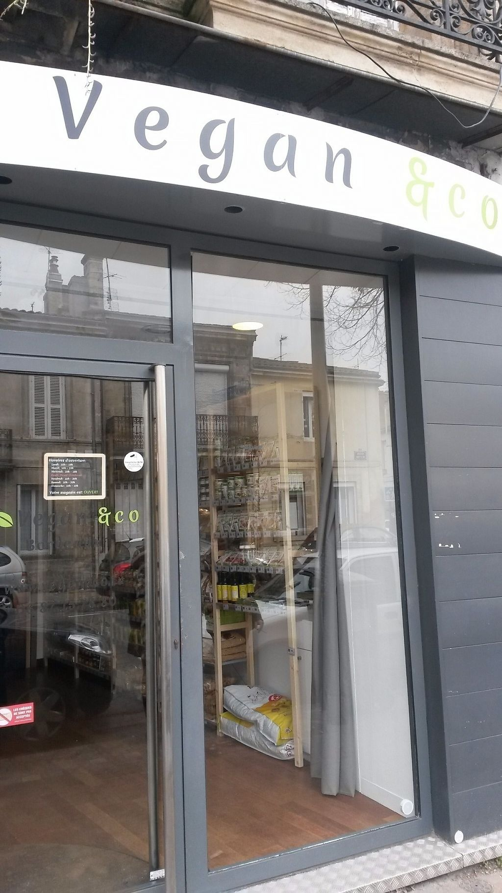 "Photo of CLOSED: Vegan Eco  by <a href=""/members/profile/PascalB"">PascalB</a> <br/>Store front <br/> March 21, 2017  - <a href='/contact/abuse/image/76766/239254'>Report</a>"