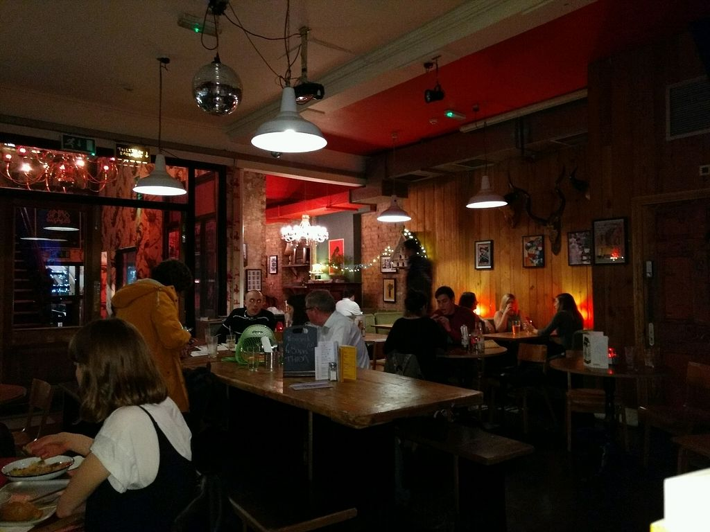 """Photo of The Deaf Institute Bar and Kitchen  by <a href=""""/members/profile/craigmc"""">craigmc</a> <br/>airy <br/> October 24, 2017  - <a href='/contact/abuse/image/76794/318471'>Report</a>"""
