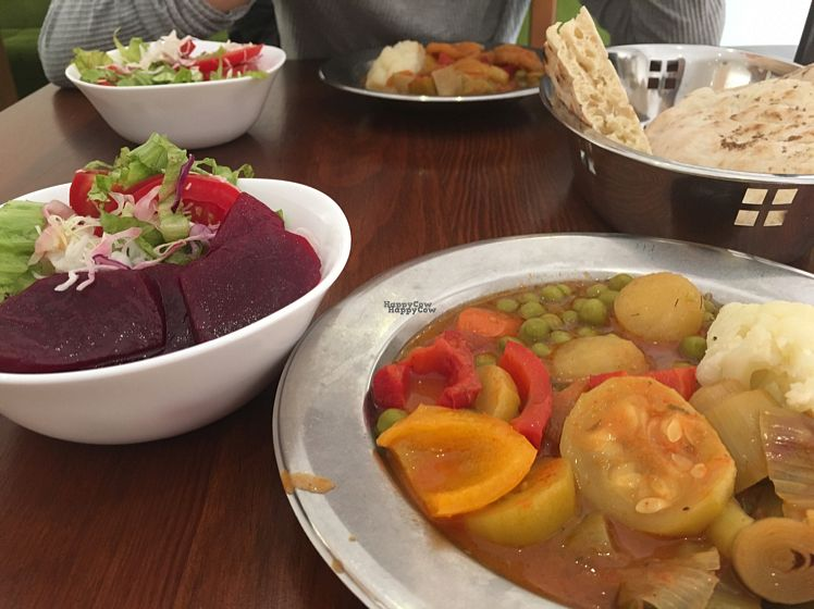 """Photo of ASDz Cafeteria  by <a href=""""/members/profile/Matkala"""">Matkala</a> <br/>Food from counter. Surprisingly tasteful.  <br/> September 23, 2016  - <a href='/contact/abuse/image/76845/177568'>Report</a>"""