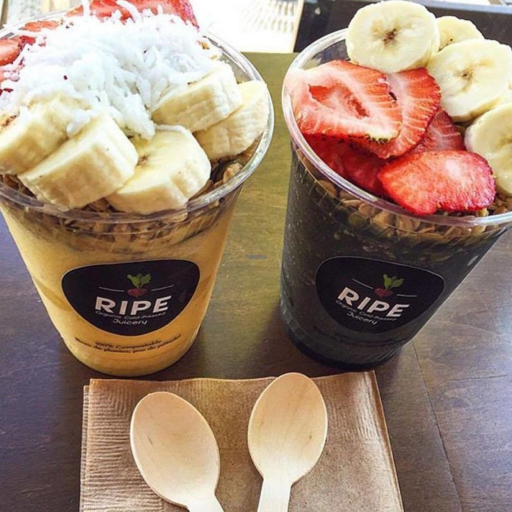 "Photo of Ripe Juicery - Downtown  by <a href=""/members/profile/community"">community</a> <br/>acai <br/> August 5, 2016  - <a href='/contact/abuse/image/76867/165679'>Report</a>"