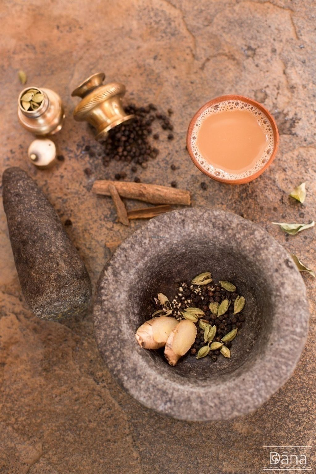 """Photo of CLOSED: Dana  by <a href=""""/members/profile/AvaniChalla"""">AvaniChalla</a> <br/>Real spices in our blend of chai. Vegan option available :) <br/> July 20, 2016  - <a href='/contact/abuse/image/76875/161243'>Report</a>"""