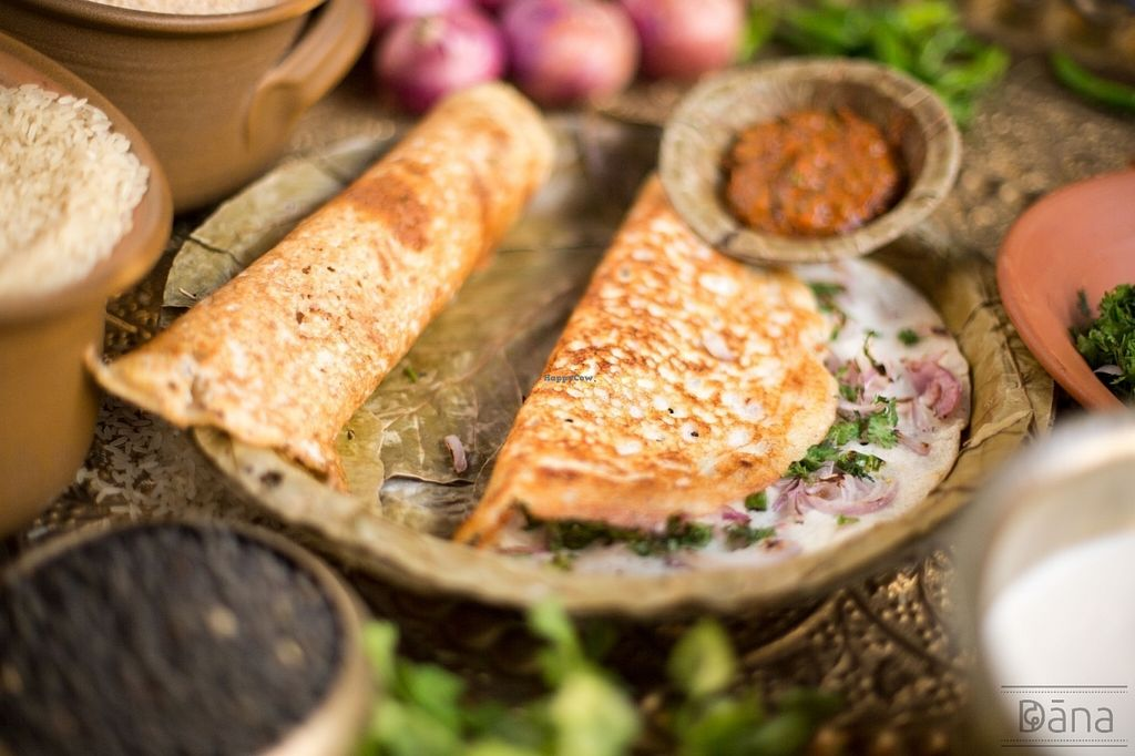 """Photo of CLOSED: Dana  by <a href=""""/members/profile/AvaniChalla"""">AvaniChalla</a> <br/>Vegetarian, vegan and glutenfree savoury pancakes. Come with a variety of toppings and served with a mouth-watering home-made chutney <br/> July 20, 2016  - <a href='/contact/abuse/image/76875/161244'>Report</a>"""