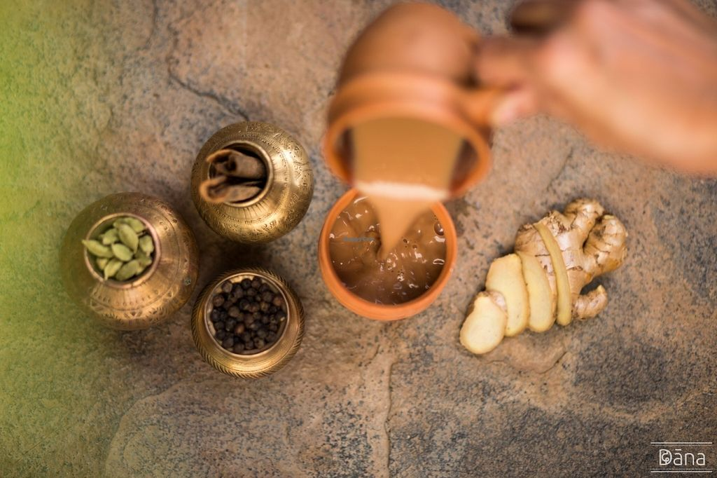 """Photo of CLOSED: Dana  by <a href=""""/members/profile/AvaniChalla"""">AvaniChalla</a> <br/>Home-made chai that is slow-brewed only using real spices. We are not fans of powders or syrups! Vegan option available. :)  <br/> July 20, 2016  - <a href='/contact/abuse/image/76875/161245'>Report</a>"""