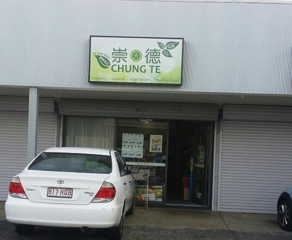 "Photo of Chung Te Organic Natural Food  by <a href=""/members/profile/Mike%20Munsie"">Mike Munsie</a> <br/>shop front <br/> May 17, 2017  - <a href='/contact/abuse/image/76880/259415'>Report</a>"