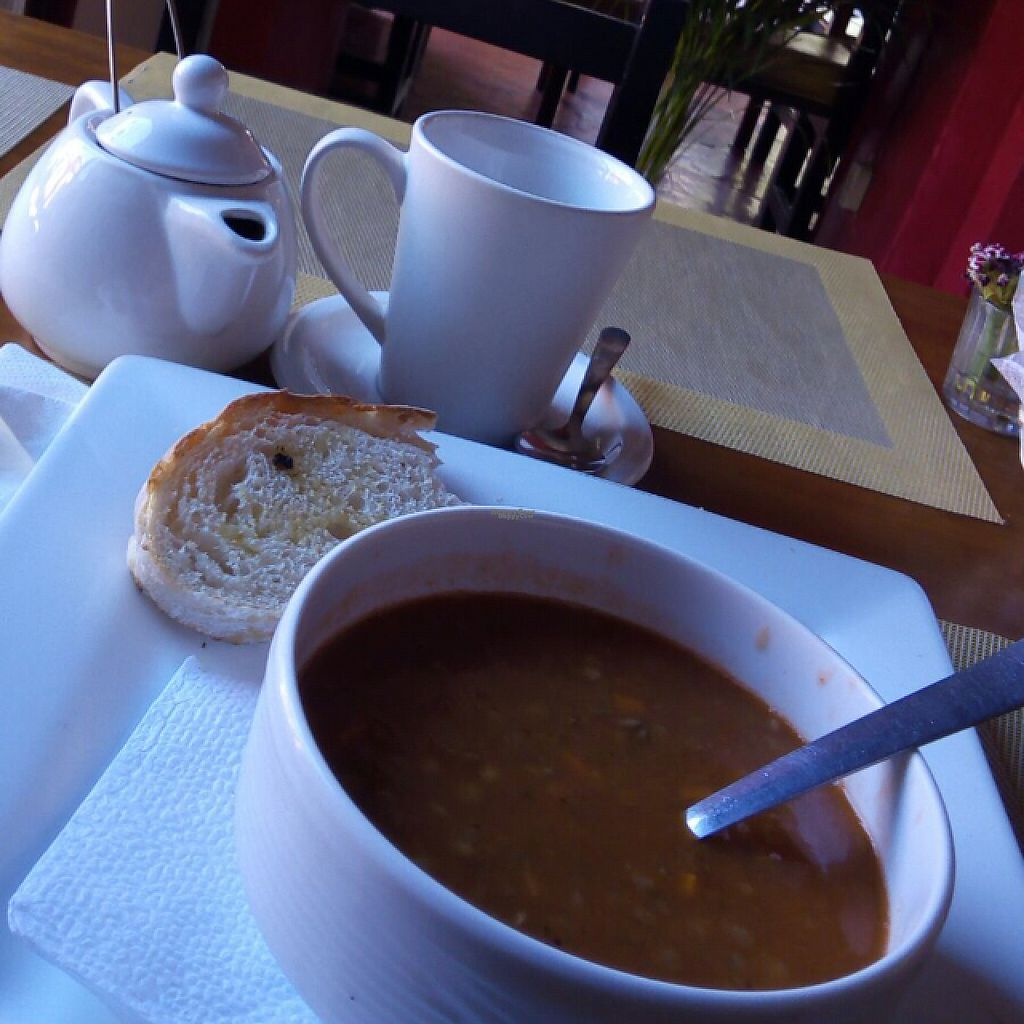 """Photo of Le Campane  by <a href=""""/members/profile/360Honeymoon.com"""">360Honeymoon.com</a> <br/>Life changing soup <br/> February 6, 2017  - <a href='/contact/abuse/image/76961/223503'>Report</a>"""