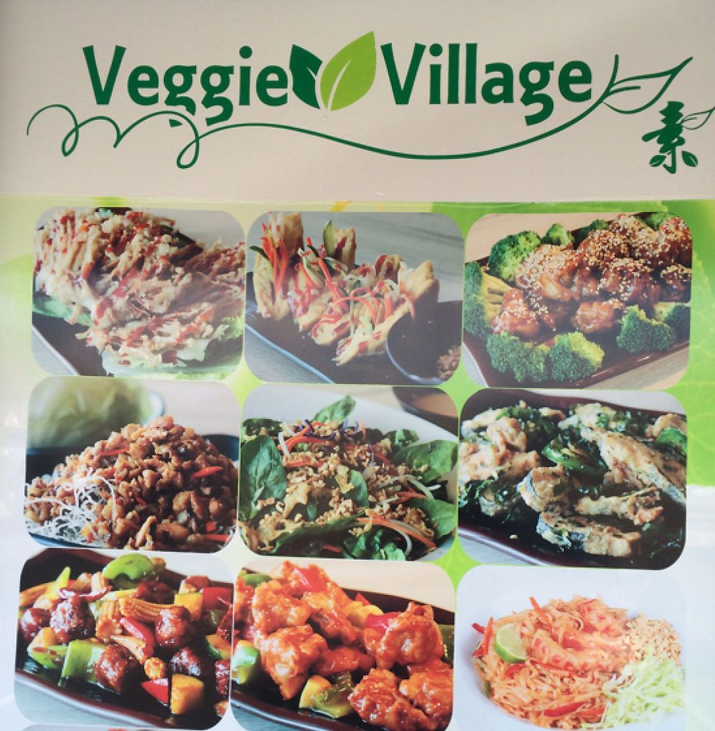 """Photo of Veggie Village  by <a href=""""/members/profile/Speedteq"""">Speedteq</a> <br/>Wonderful menu !!  <br/> August 11, 2016  - <a href='/contact/abuse/image/76977/188846'>Report</a>"""