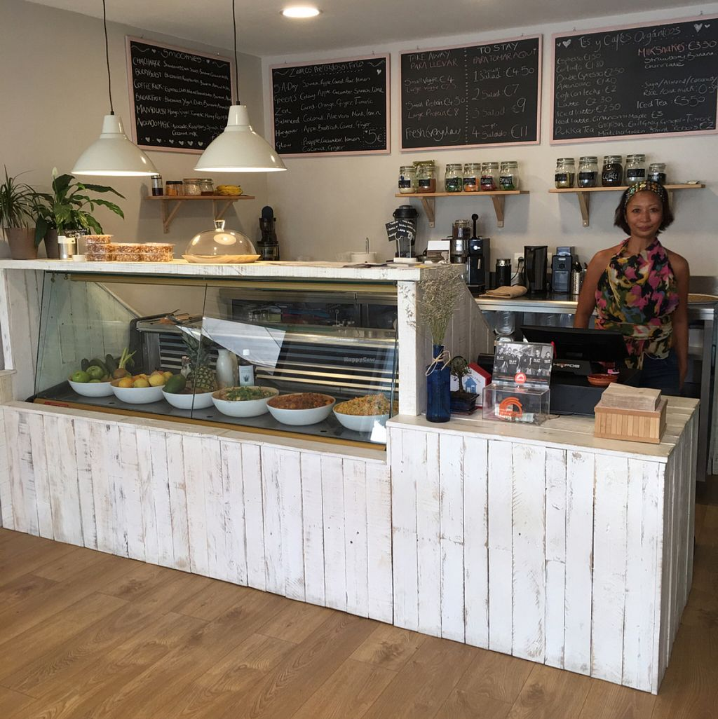 """Photo of Cocos Deli  by <a href=""""/members/profile/KylieJ"""">KylieJ</a> <br/>Just opening and getting ready for the day  <br/> July 28, 2016  - <a href='/contact/abuse/image/76979/162904'>Report</a>"""