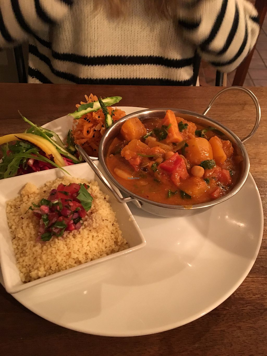 """Photo of Fusca   by <a href=""""/members/profile/LouP"""">LouP</a> <br/>West African curry with couscous <br/> November 20, 2017  - <a href='/contact/abuse/image/77027/327502'>Report</a>"""