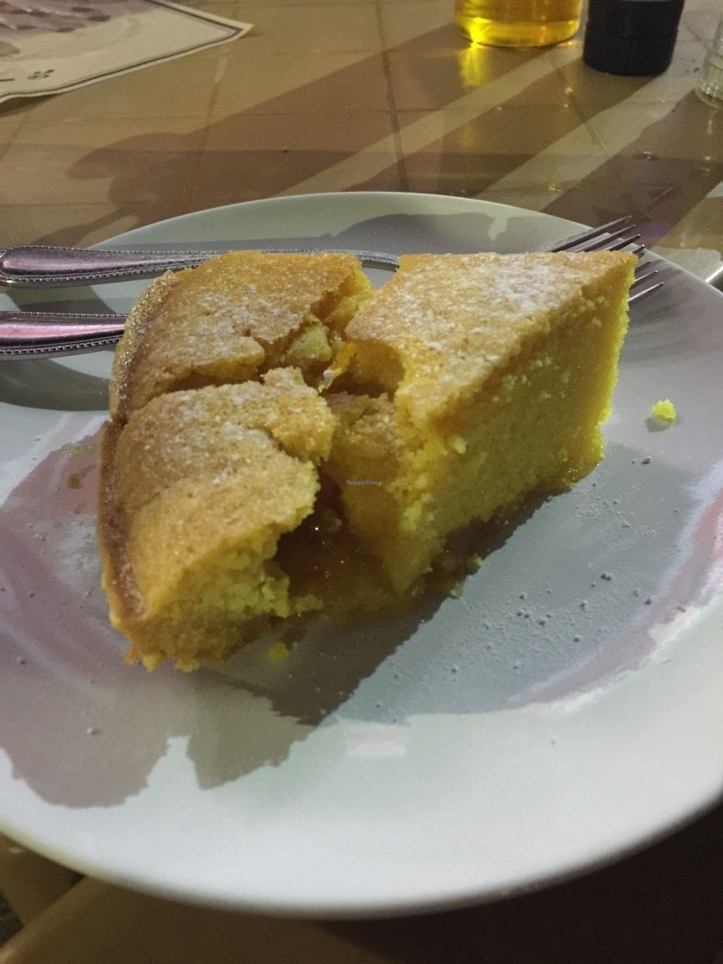 "Photo of I Toscani  by <a href=""/members/profile/AmandaAttard"">AmandaAttard</a> <br/>Turmeric cake <br/> July 25, 2016  - <a href='/contact/abuse/image/77042/162091'>Report</a>"