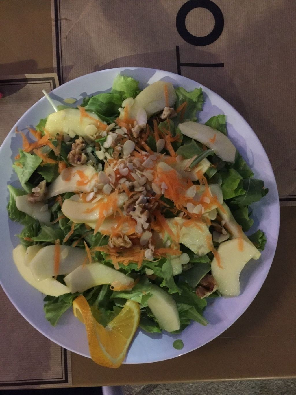 "Photo of I Toscani  by <a href=""/members/profile/AmandaAttard"">AmandaAttard</a> <br/>Apple & walnut salad <br/> July 25, 2016  - <a href='/contact/abuse/image/77042/162093'>Report</a>"