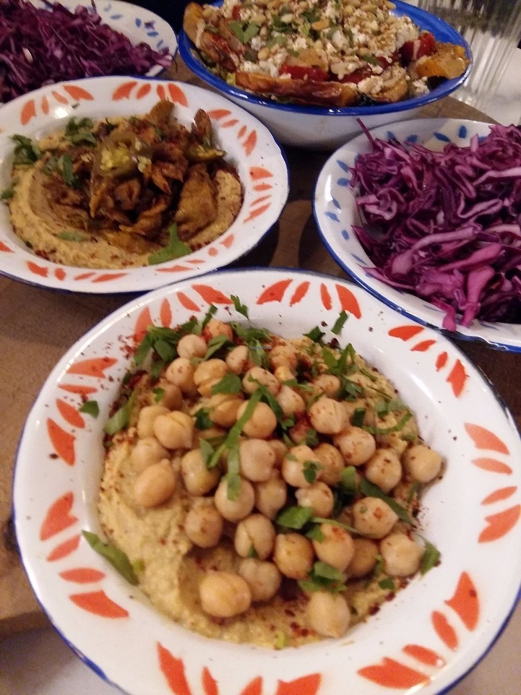 """Photo of Hummus  by <a href=""""/members/profile/Gudrun"""">Gudrun</a> <br/>@ Hummus <br/> May 21, 2017  - <a href='/contact/abuse/image/77109/260914'>Report</a>"""