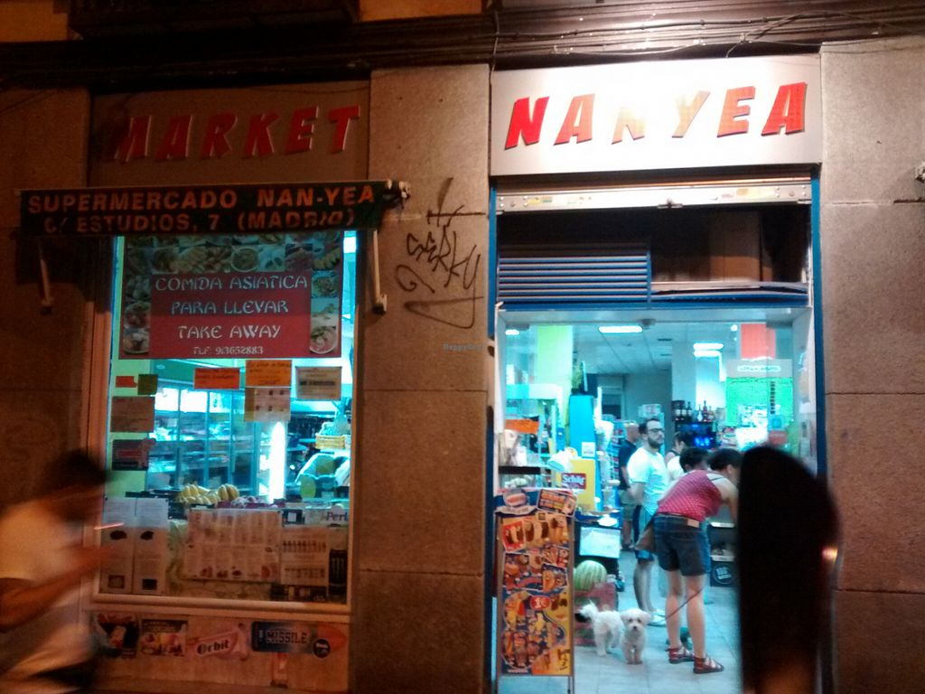 """Photo of Nan-yea Market  by <a href=""""/members/profile/LeFunks"""">LeFunks</a> <br/>Nan-yea Asian market <br/> July 26, 2016  - <a href='/contact/abuse/image/77119/162431'>Report</a>"""