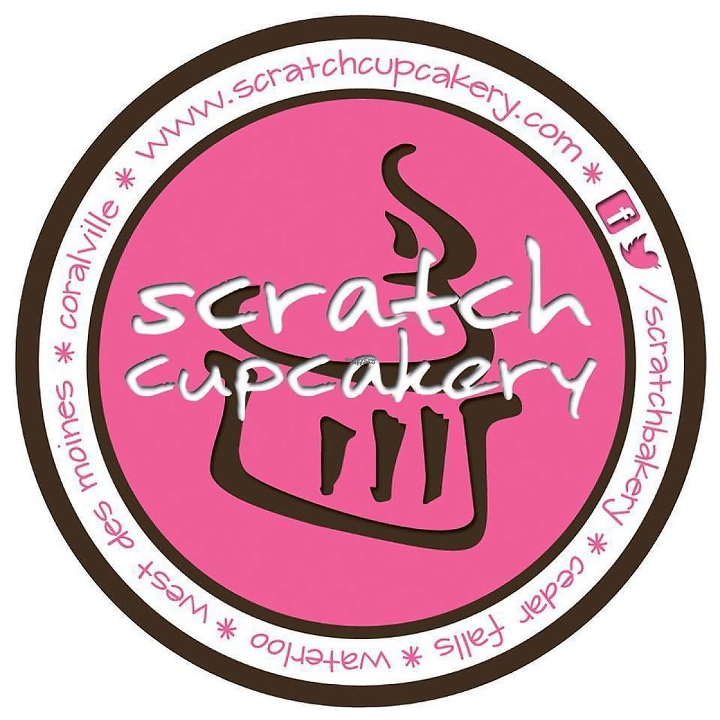 """Photo of Scratch Cupcakery  by <a href=""""/members/profile/community"""">community</a> <br/>logo  <br/> March 20, 2017  - <a href='/contact/abuse/image/77132/238761'>Report</a>"""