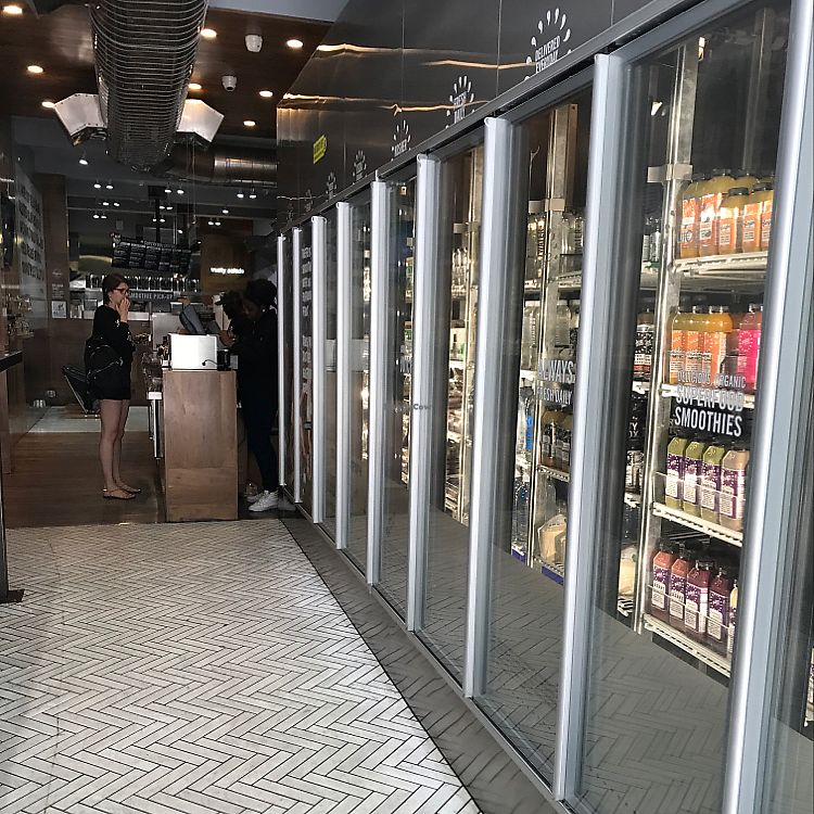 """Photo of Juice Press -  Murray St  by <a href=""""/members/profile/Miss.Saye"""">Miss.Saye</a> <br/>Great location. with larger variety <br/> June 22, 2017  - <a href='/contact/abuse/image/77162/272286'>Report</a>"""