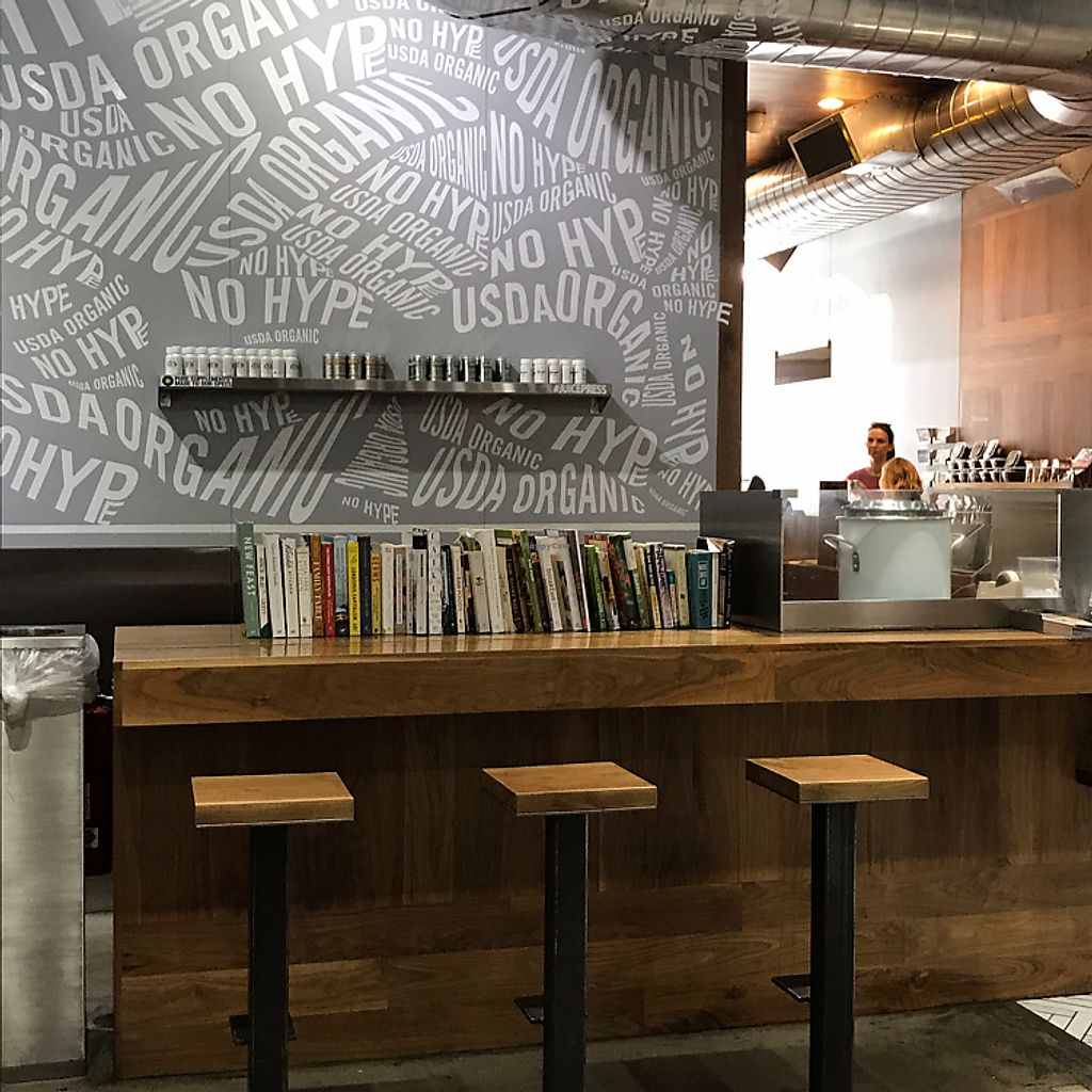 """Photo of Juice Press -  Murray St  by <a href=""""/members/profile/Miss.Saye"""">Miss.Saye</a> <br/>they even have a library ?  <br/> June 22, 2017  - <a href='/contact/abuse/image/77162/272292'>Report</a>"""