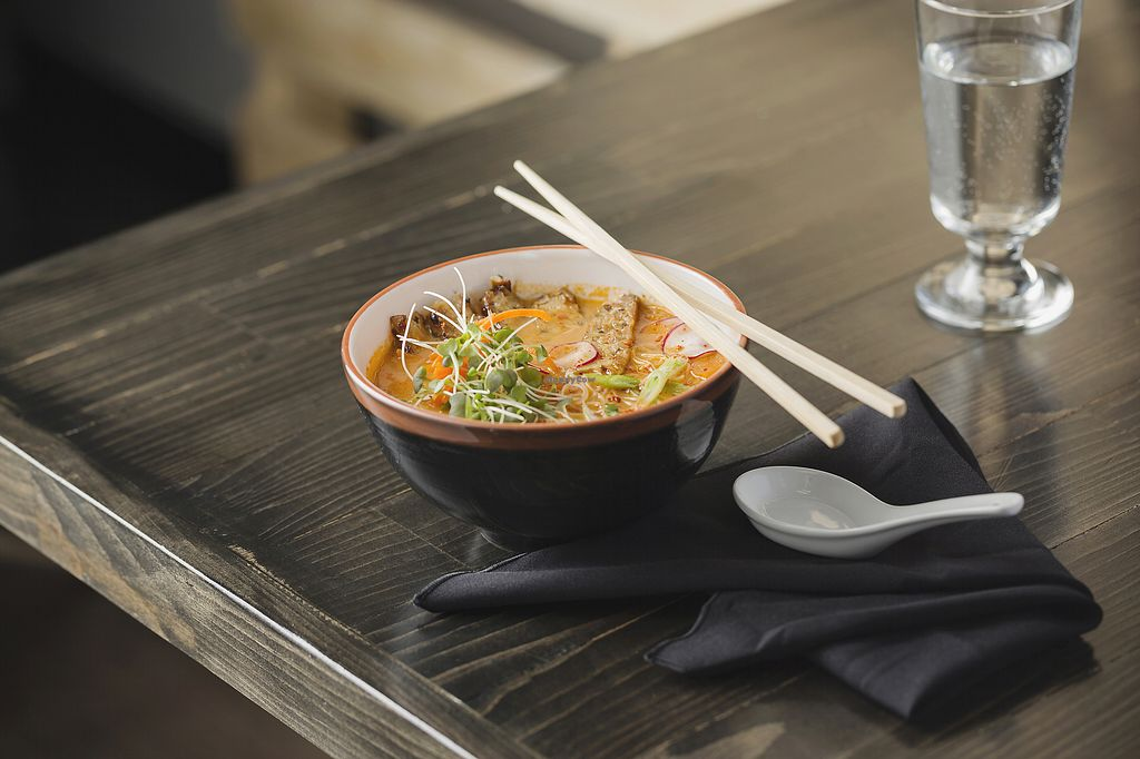 """Photo of Restaurant L'Odika  by <a href=""""/members/profile/DavidBrass"""">DavidBrass</a> <br/>Come taste our Thai Tempeh bowl <br/> March 26, 2018  - <a href='/contact/abuse/image/77186/376497'>Report</a>"""