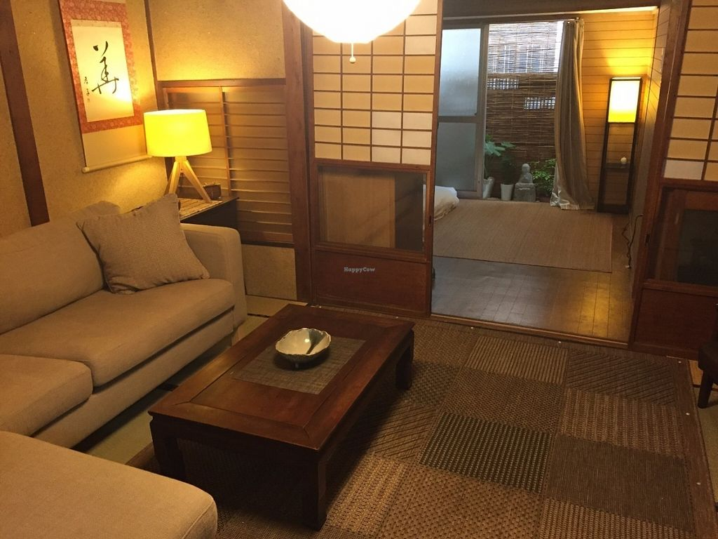 """Photo of Maneki Machiya  by <a href=""""/members/profile/SusanRoberts"""">SusanRoberts</a> <br/>Living room <br/> July 28, 2016  - <a href='/contact/abuse/image/77188/163012'>Report</a>"""