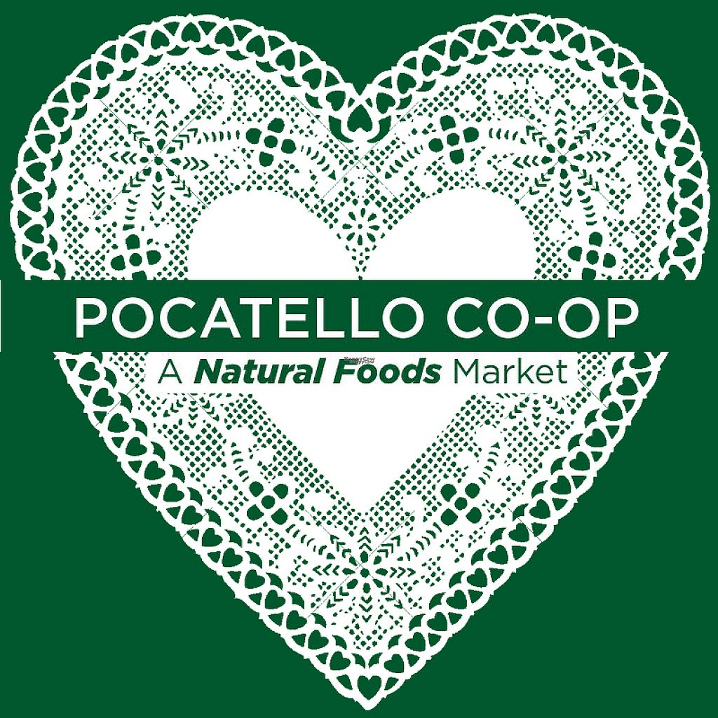 """Photo of Co-op Pocatello & Farm Table Cafe  by <a href=""""/members/profile/community"""">community</a> <br/>logo  <br/> February 22, 2017  - <a href='/contact/abuse/image/77197/229024'>Report</a>"""