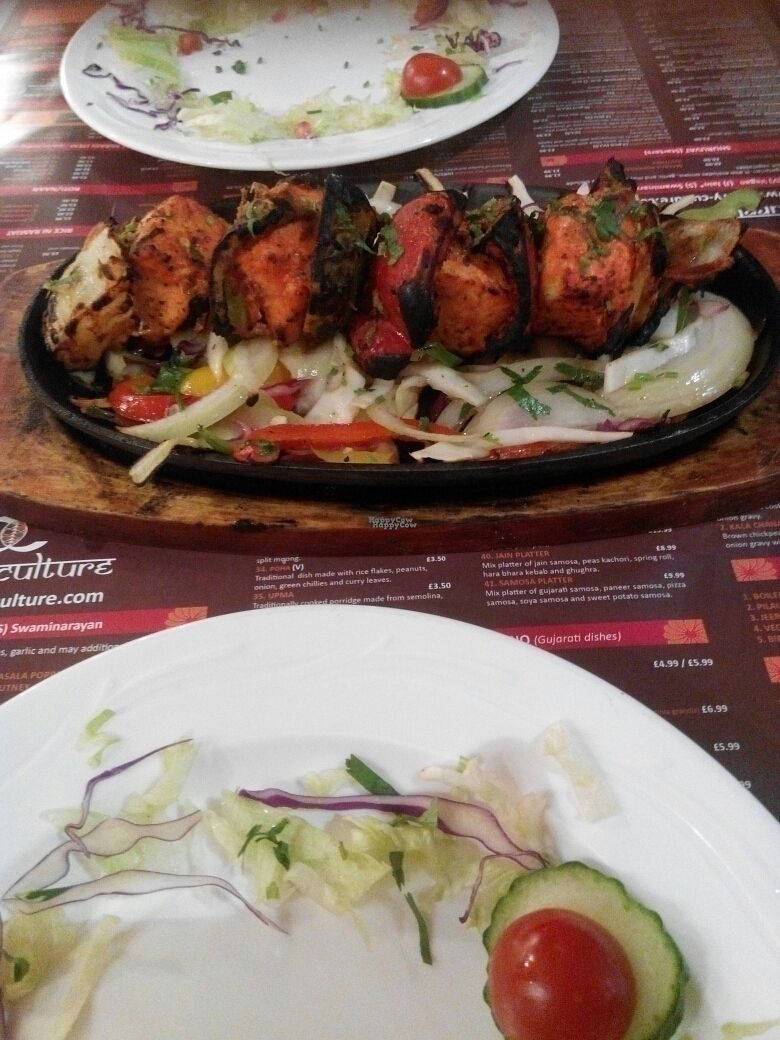 """Photo of CLOSED: Curry Culture  by <a href=""""/members/profile/RJS"""">RJS</a> <br/>Tofu sizzler <br/> October 22, 2016  - <a href='/contact/abuse/image/77203/183728'>Report</a>"""