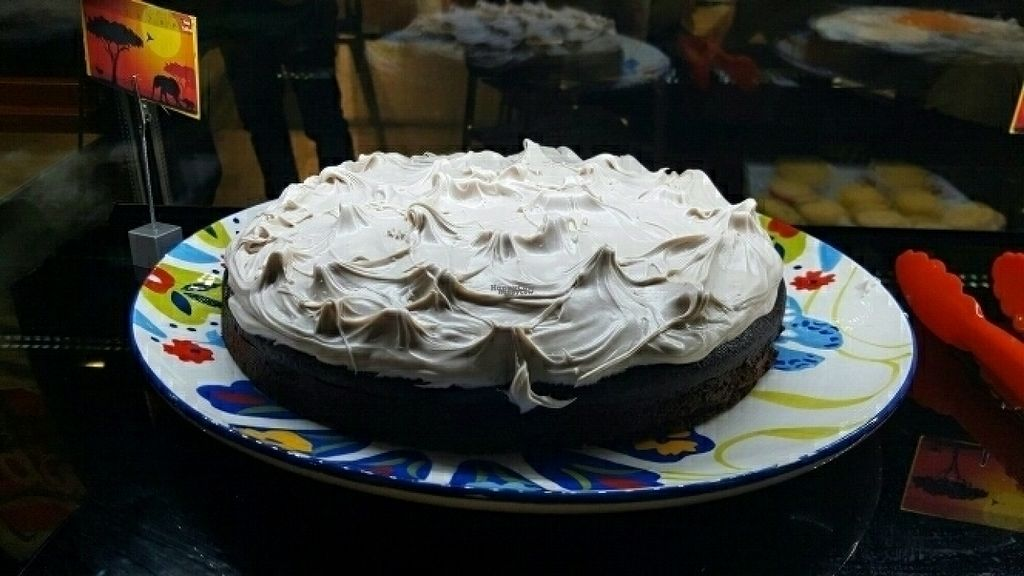"""Photo of Injera House   by <a href=""""/members/profile/HanifMubarak"""">HanifMubarak</a> <br/>Vegan chocolate cake  <br/> August 3, 2016  - <a href='/contact/abuse/image/77209/165001'>Report</a>"""