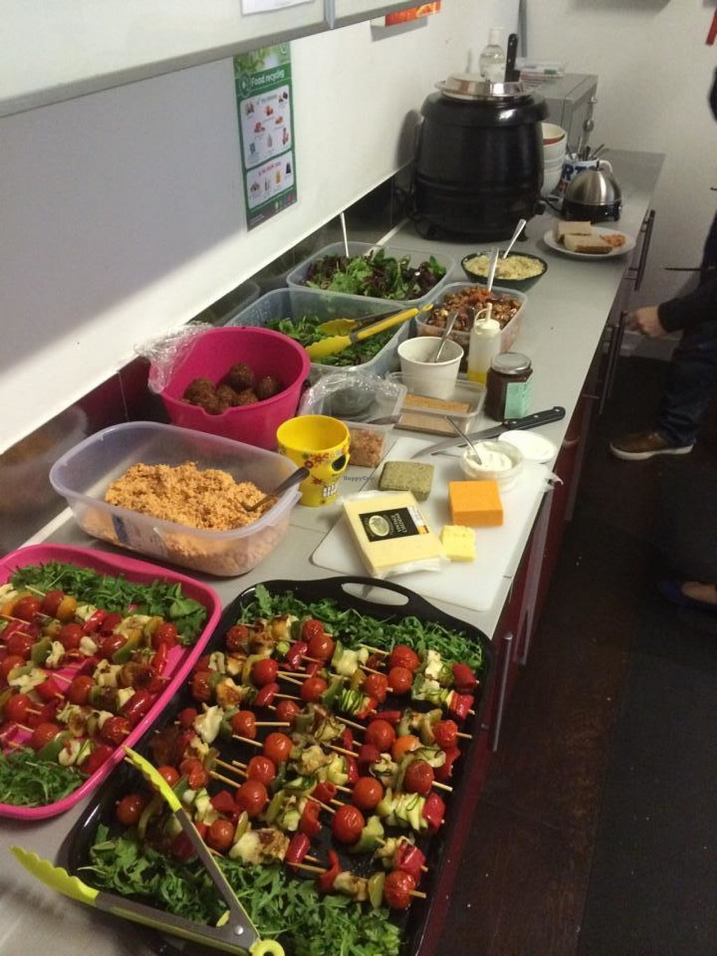 """Photo of Daily Veg  by <a href=""""/members/profile/GarethMoore"""">GarethMoore</a> <br/>Workplace Catering <br/> July 27, 2016  - <a href='/contact/abuse/image/77230/162711'>Report</a>"""