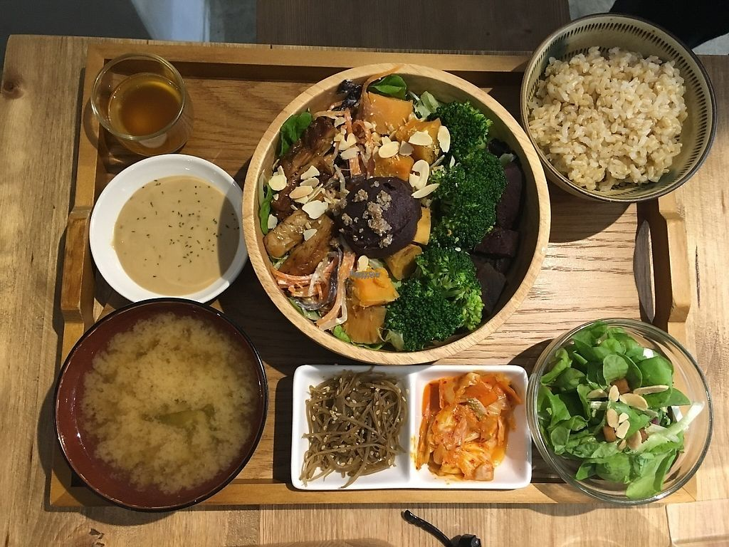 """Photo of Flourish  by <a href=""""/members/profile/agnest"""">agnest</a> <br/>Lunch Set - mushroom dish <br/> December 31, 2016  - <a href='/contact/abuse/image/77235/206388'>Report</a>"""