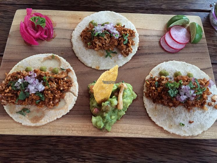 "Photo of La Pacha Mama  by <a href=""/members/profile/SusanRoberts"">SusanRoberts</a> <br/>jackfruit tacos <br/> October 25, 2016  - <a href='/contact/abuse/image/77254/184305'>Report</a>"