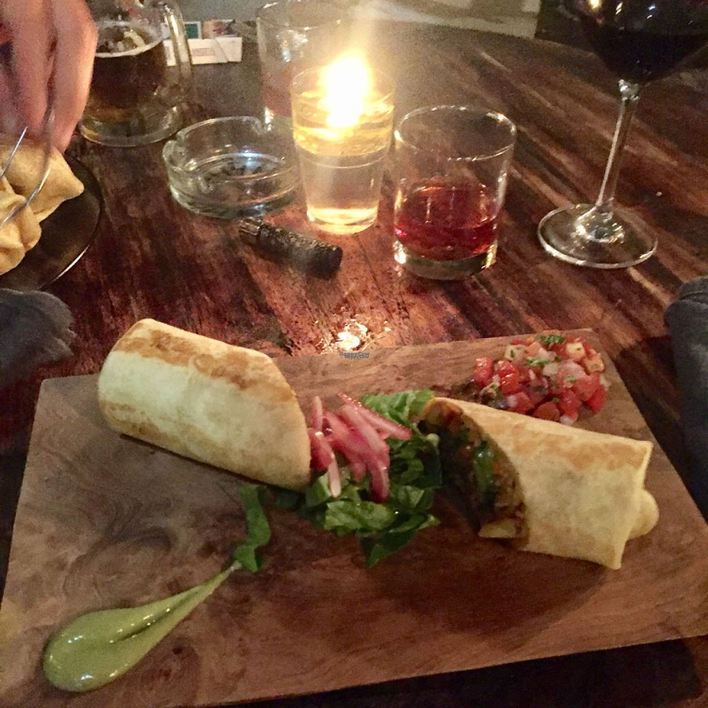 "Photo of La Pacha Mama  by <a href=""/members/profile/MikaBryony"">MikaBryony</a> <br/>sweet and sour vegan burrito!  <br/> December 12, 2016  - <a href='/contact/abuse/image/77254/200147'>Report</a>"