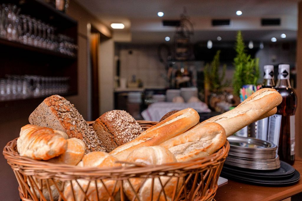 """Photo of Porto Culinarium  by <a href=""""/members/profile/PortoCulinarium"""">PortoCulinarium</a> <br/>Selection of fresh homade Bread <br/> September 1, 2016  - <a href='/contact/abuse/image/77282/172909'>Report</a>"""