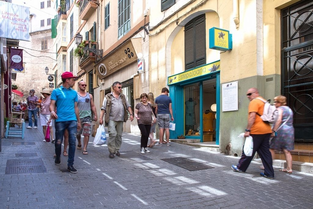 """Photo of Estepajoana  by <a href=""""/members/profile/Estepajoana"""">Estepajoana</a> <br/>We are placed in a pedestrian and cosmopolitan street called Costa de la Pols. We're proud to be here in Palma de Mallorca: a good place to work, and live...a good place to show and share <br/> July 28, 2016  - <a href='/contact/abuse/image/77345/162947'>Report</a>"""