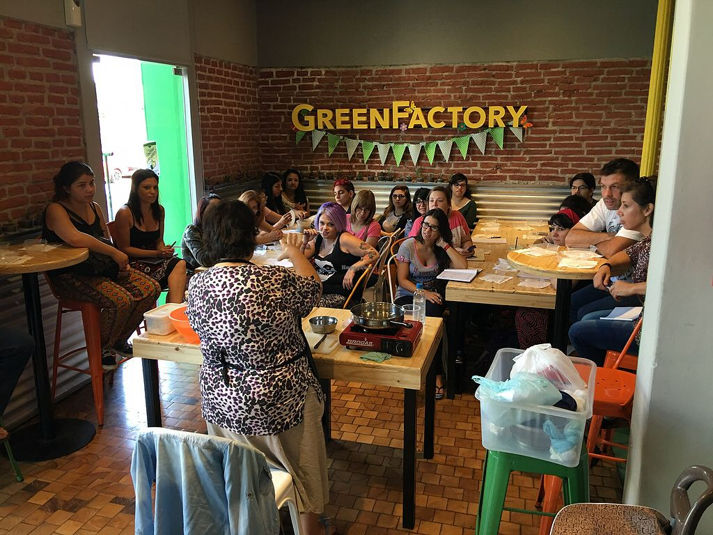 "Photo of Green Factory  by <a href=""/members/profile/anibaldeviaje"">anibaldeviaje</a> <br/>Curso de cocina en GreenFactory®  <br/> February 17, 2018  - <a href='/contact/abuse/image/77363/360362'>Report</a>"