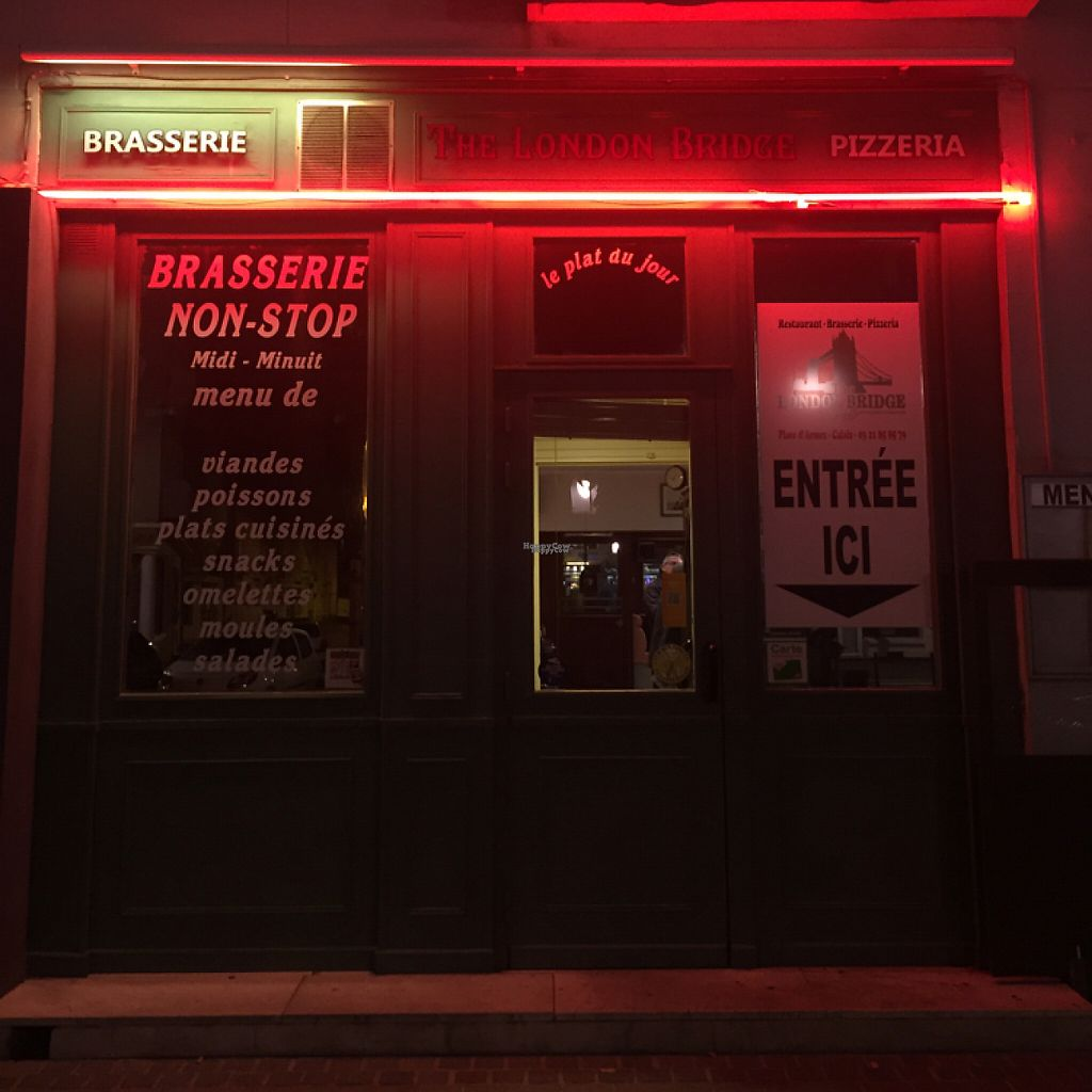 """Photo of London Bridge Bar and Restaurant  by <a href=""""/members/profile/RichardPWalton"""">RichardPWalton</a> <br/>if you speak French maybe you will be welcome <br/> November 11, 2016  - <a href='/contact/abuse/image/77374/188696'>Report</a>"""