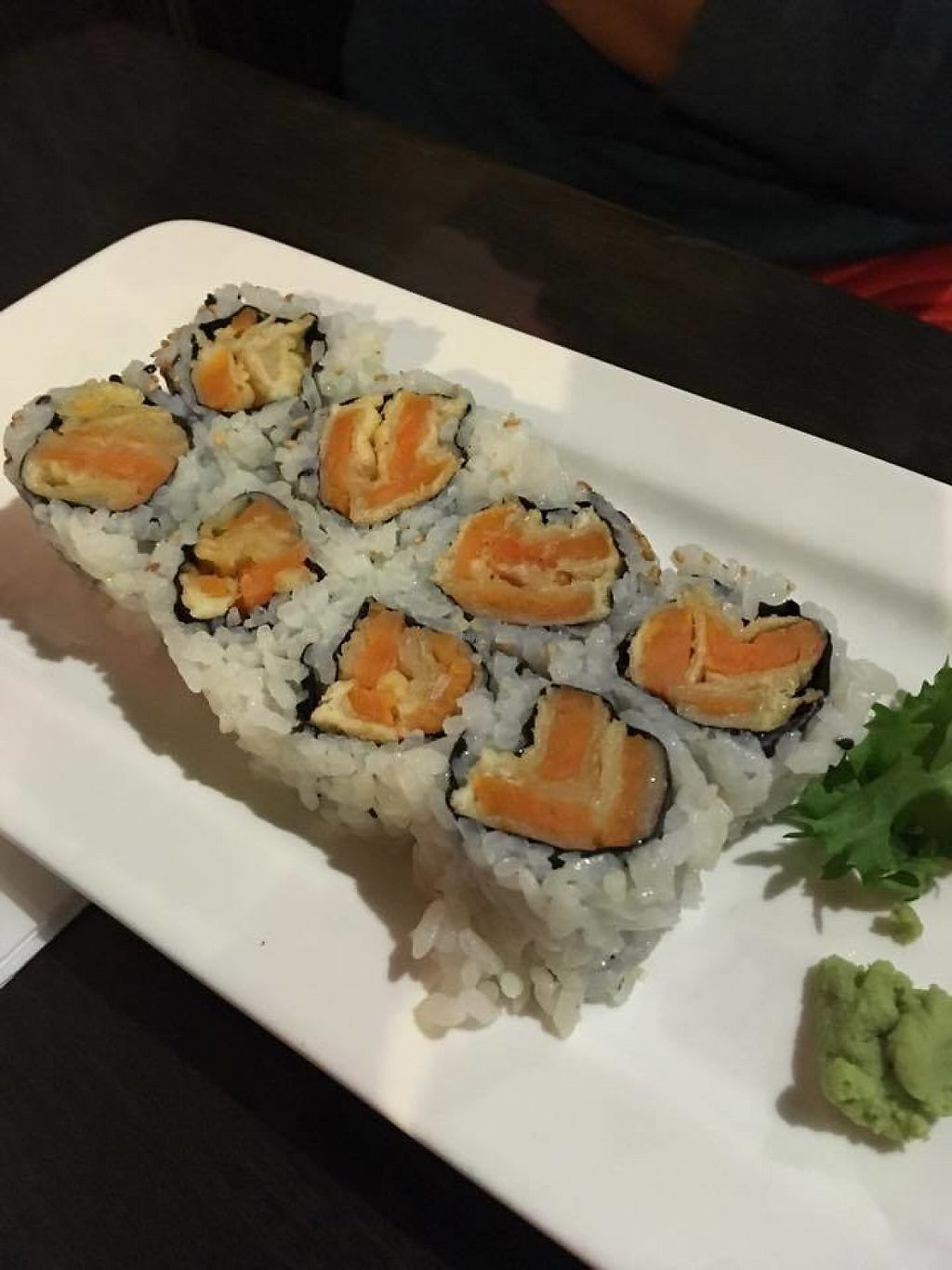 "Photo of Mizu Sushi and Grill  by <a href=""/members/profile/Williamewq123ify"">Williamewq123ify</a> <br/>Sweet Potato sushi roll <br/> February 4, 2017  - <a href='/contact/abuse/image/77382/222417'>Report</a>"