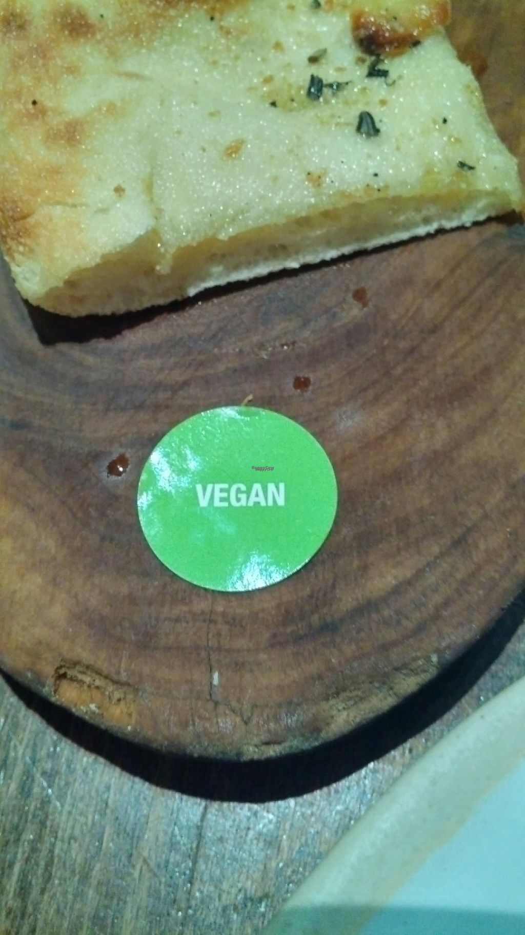 """Photo of Zizzi - Aberdeen  by <a href=""""/members/profile/VeganEdge"""">VeganEdge</a> <br/>vegan label for vegan items <br/> September 6, 2016  - <a href='/contact/abuse/image/77396/195962'>Report</a>"""