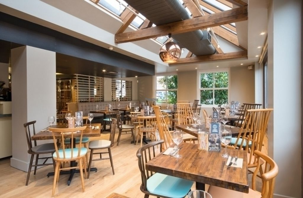 """Photo of Zizzi - Banstead  by <a href=""""/members/profile/Meaks"""">Meaks</a> <br/>Zizzi - Banstead <br/> August 19, 2016  - <a href='/contact/abuse/image/77397/169996'>Report</a>"""