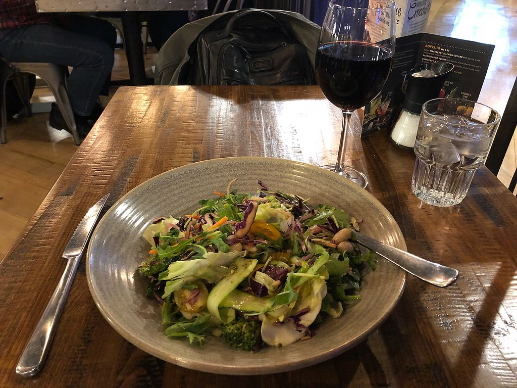 """Photo of Zizzi   by <a href=""""/members/profile/scotteg"""">scotteg</a> <br/>Green goddess broccoli salad <br/> February 11, 2018  - <a href='/contact/abuse/image/77413/357920'>Report</a>"""