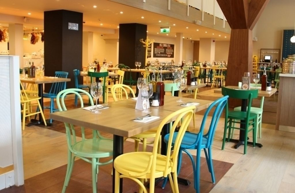 """Photo of Zizzi - Bene't St  by <a href=""""/members/profile/Meaks"""">Meaks</a> <br/>Zizzi - Bene't St <br/> August 18, 2016  - <a href='/contact/abuse/image/77416/169723'>Report</a>"""