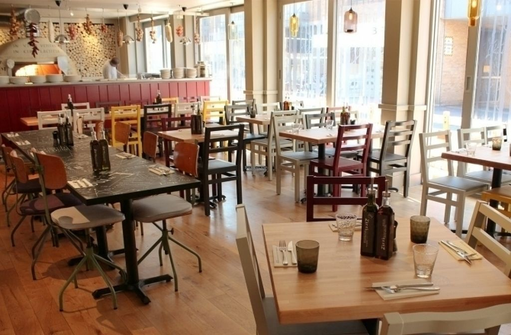 "Photo of Zizzi - Regent St  by <a href=""/members/profile/Meaks"">Meaks</a> <br/>Zizzi - Regent St <br/> August 18, 2016  - <a href='/contact/abuse/image/77417/169725'>Report</a>"