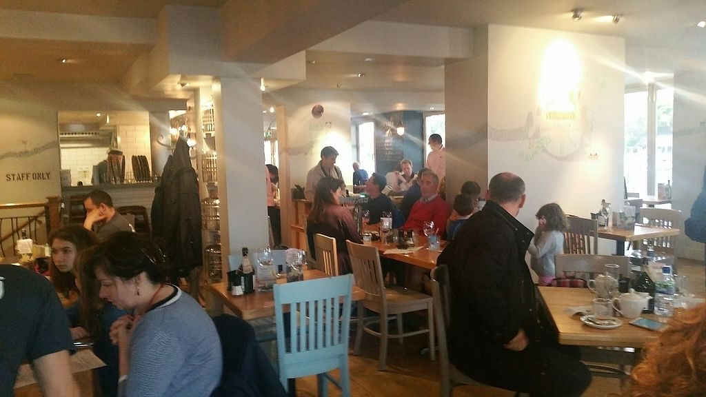"""Photo of Zizzi - East Molesey  by <a href=""""/members/profile/jollypig"""">jollypig</a> <br/>Inside <br/> April 30, 2017  - <a href='/contact/abuse/image/77451/254232'>Report</a>"""