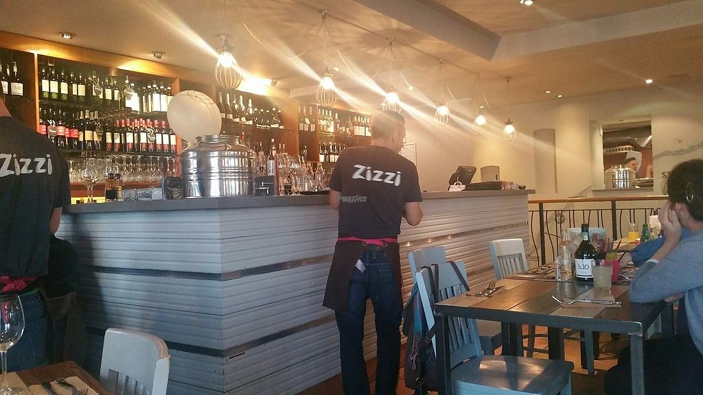 """Photo of Zizzi - East Molesey  by <a href=""""/members/profile/jollypig"""">jollypig</a> <br/>The bar <br/> April 30, 2017  - <a href='/contact/abuse/image/77451/254236'>Report</a>"""