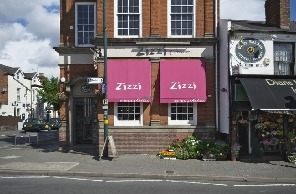 """Photo of Zizzi - High St  by <a href=""""/members/profile/Meaks"""">Meaks</a> <br/>Zizzi <br/> August 19, 2016  - <a href='/contact/abuse/image/77452/170062'>Report</a>"""