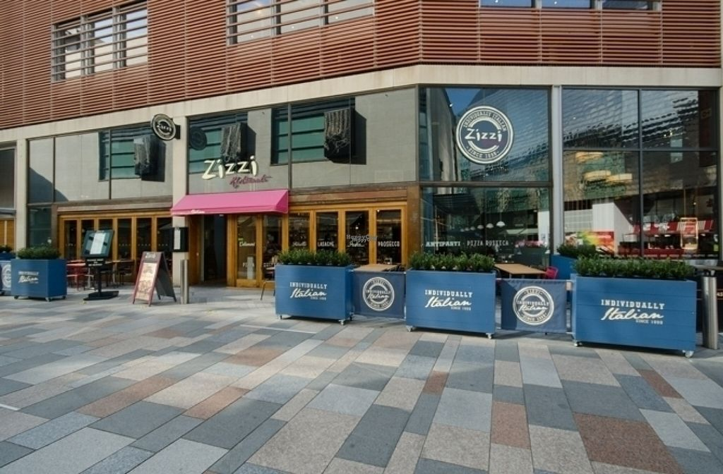 """Photo of Zizzi - Highcross  by <a href=""""/members/profile/Meaks"""">Meaks</a> <br/>Zizzi - Highcross <br/> August 11, 2016  - <a href='/contact/abuse/image/77473/167637'>Report</a>"""