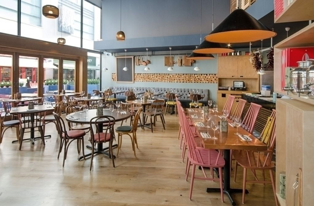 """Photo of Zizzi - Highcross  by <a href=""""/members/profile/Meaks"""">Meaks</a> <br/>Zizzi - Highcross <br/> August 11, 2016  - <a href='/contact/abuse/image/77473/167639'>Report</a>"""