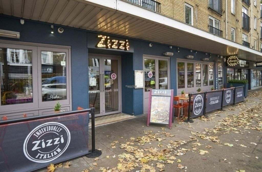"""Photo of Zizzi - Chiswick  by <a href=""""/members/profile/Meaks"""">Meaks</a> <br/>Zizzi <br/> August 17, 2016  - <a href='/contact/abuse/image/77483/169418'>Report</a>"""