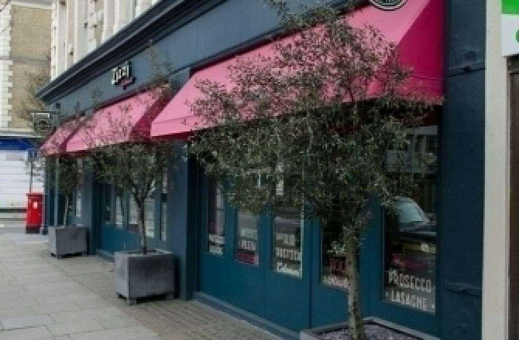 """Photo of Zizzi - Notting Hill Gate  by <a href=""""/members/profile/Meaks"""">Meaks</a> <br/>Zizzi - Notting Hill Gate <br/> August 13, 2016  - <a href='/contact/abuse/image/77488/168355'>Report</a>"""