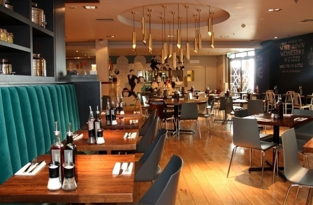 """Photo of Zizzi - The O2  by <a href=""""/members/profile/Meaks"""">Meaks</a> <br/>Zizzi - The O2 <br/> August 17, 2016  - <a href='/contact/abuse/image/77499/169459'>Report</a>"""