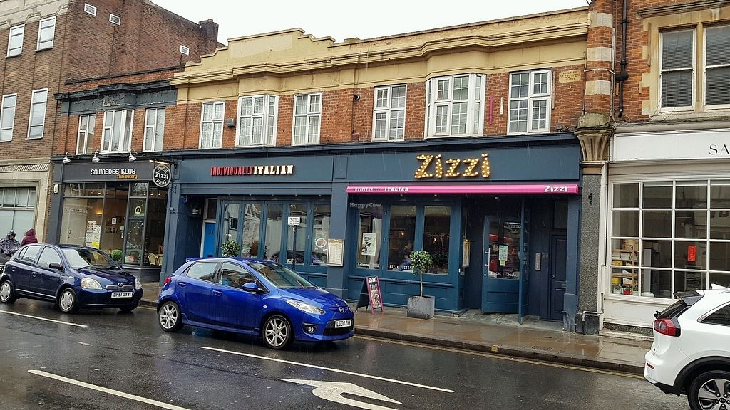 """Photo of Zizzi - Twickenham  by <a href=""""/members/profile/jollypig"""">jollypig</a> <br/>Outside <br/> March 30, 2018  - <a href='/contact/abuse/image/77502/378358'>Report</a>"""