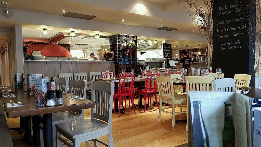 """Photo of Zizzi - Twickenham  by <a href=""""/members/profile/jollypig"""">jollypig</a> <br/>Inside <br/> March 30, 2018  - <a href='/contact/abuse/image/77502/378360'>Report</a>"""