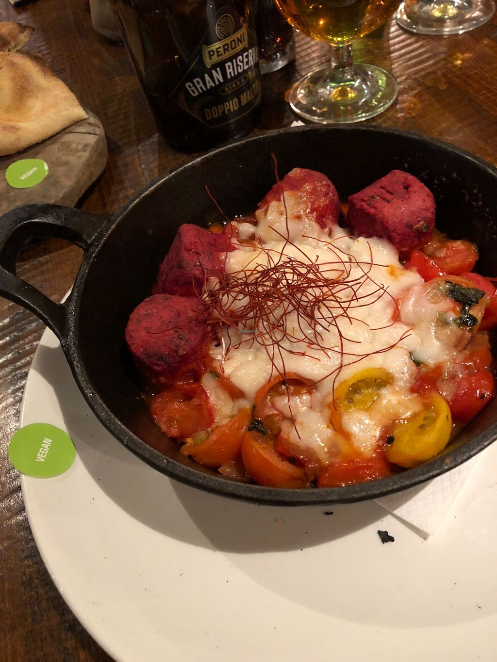 "Photo of Zizzi  by <a href=""/members/profile/TARAMCDONALD"">TARAMCDONALD</a> <br/>Beer balls!!! Starter <br/> March 19, 2018  - <a href='/contact/abuse/image/77510/373081'>Report</a>"