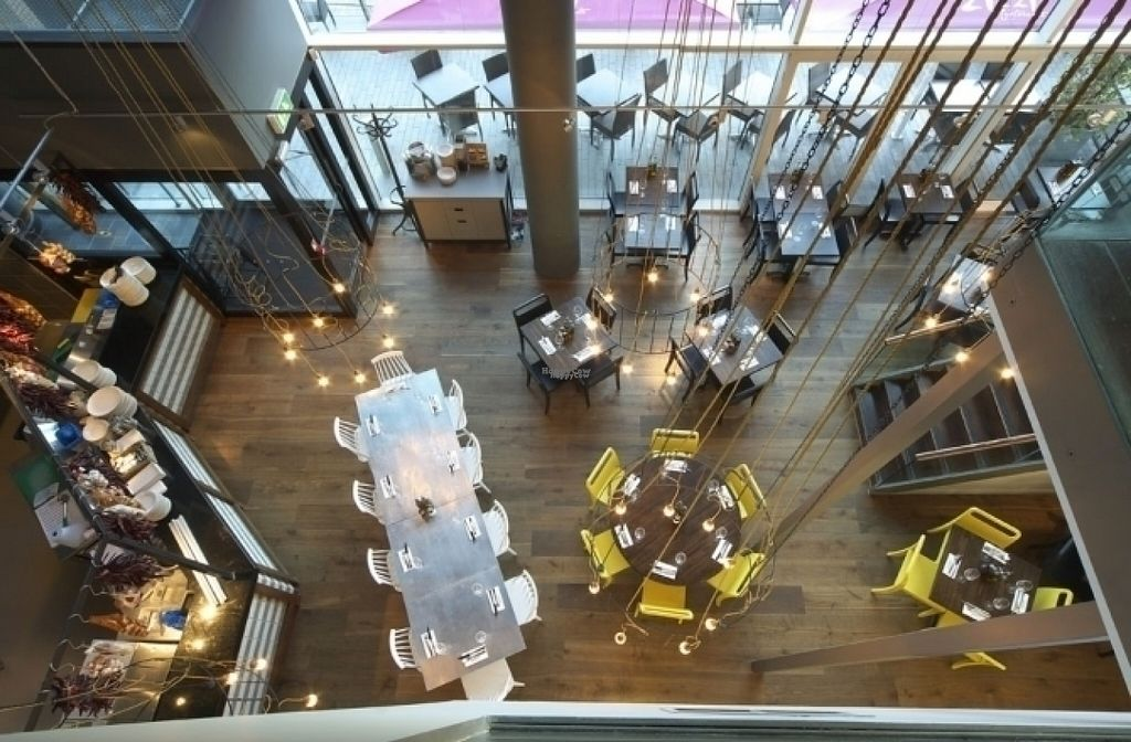 """Photo of Zizzi - Spinningfields  by <a href=""""/members/profile/Meaks"""">Meaks</a> <br/>Zizzi <br/> August 18, 2016  - <a href='/contact/abuse/image/77511/169824'>Report</a>"""